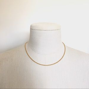 Simple Gold Plated Chain